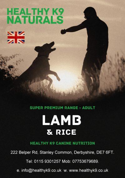 SP New Lamb & Rice