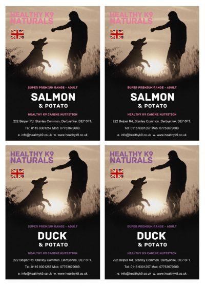 Salmon & Duck Variety