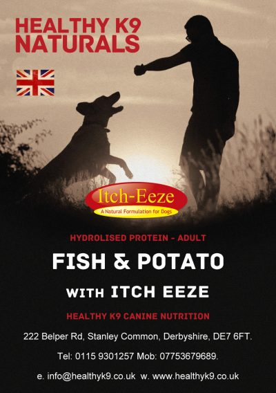 SP New Fish & Potato with Itch eeze