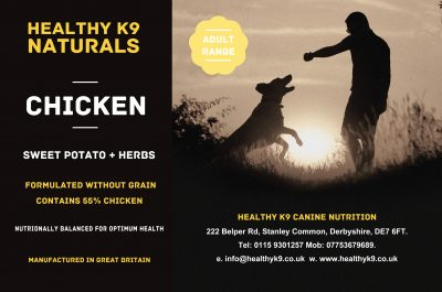 Nautrals Grain Free Chicken & Herb 2kg
